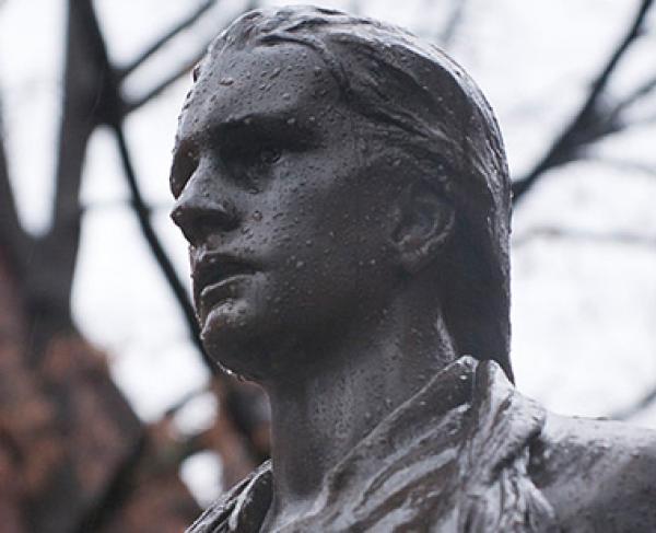 Portrait of Nathan Hale