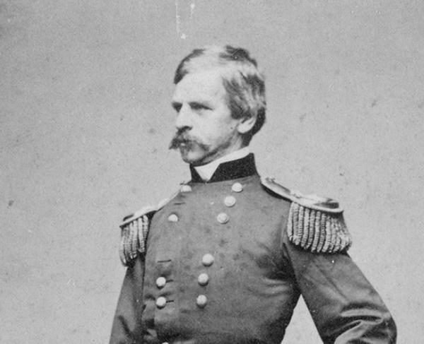 Portrait of Nathaniel Banks