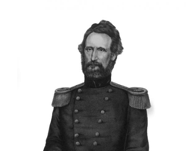 Portrait of Nathaniel Lyon