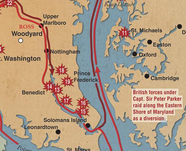 Chesapeake Campaign Landscape