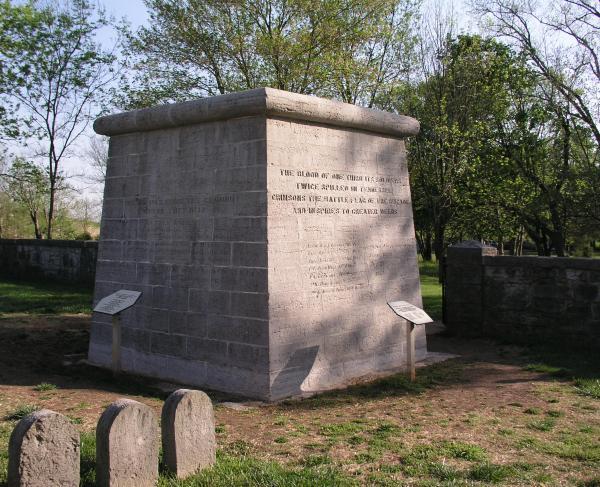 Hazen Monument
