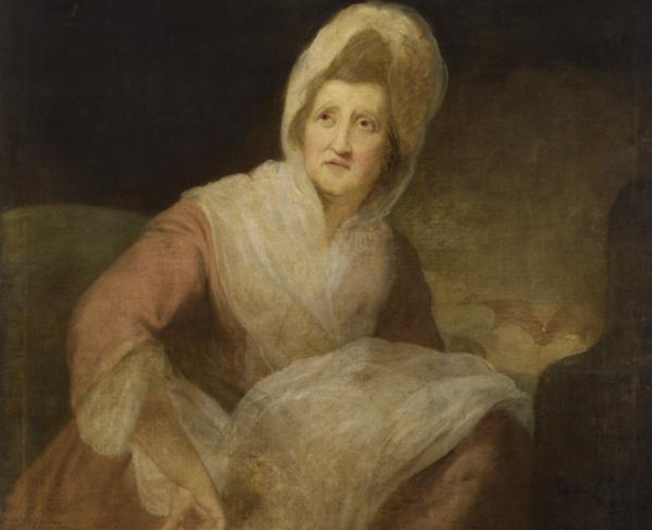 Portrait of Patience L. Wright