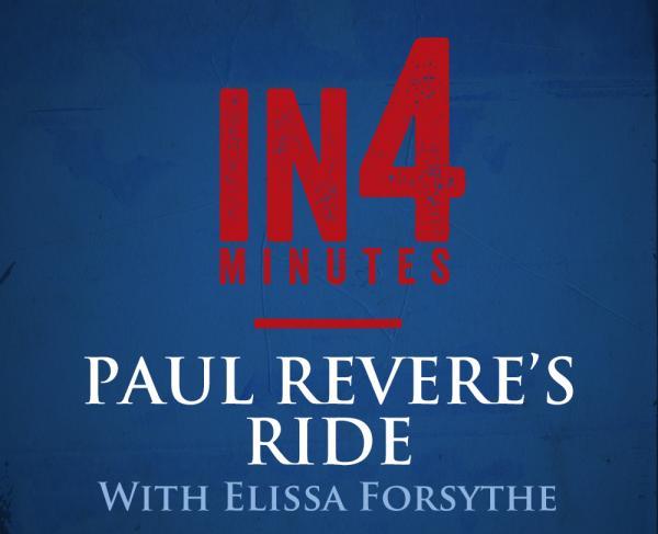 Paul Revere's Ride In4 Square
