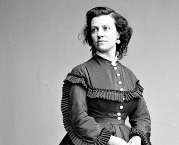 Portrait of Pauline Cushman