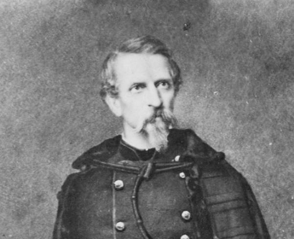 Portrait of Philip Kearny