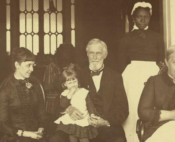 President Davis and Family