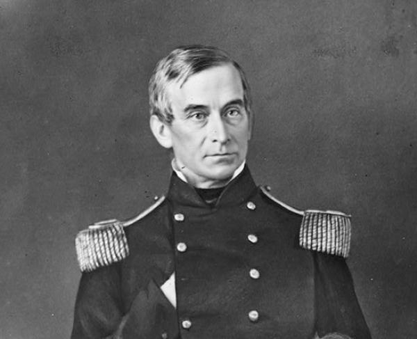 Portrait of Robert Anderson