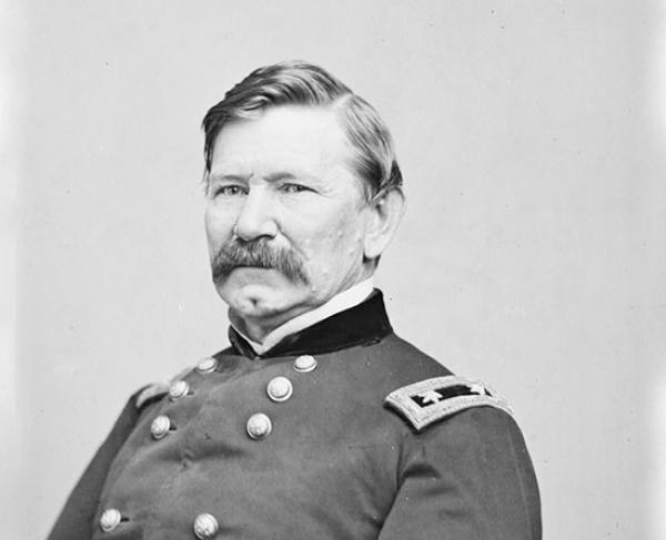 Portrait of Robert C. Schenck