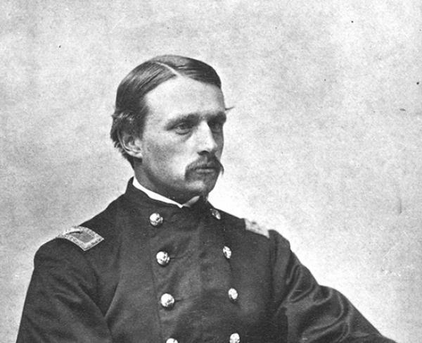 Portrait of Robert Gould Shaw