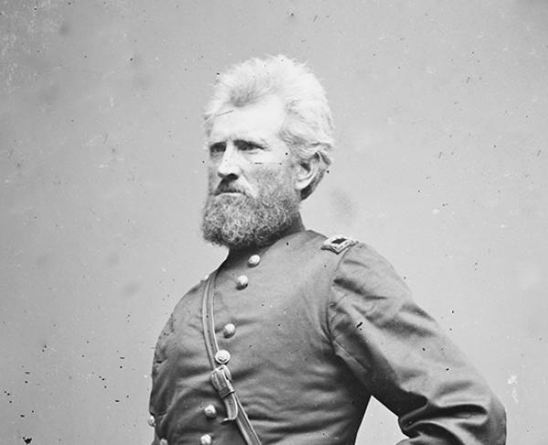 Portrait of Robert H. Milroy