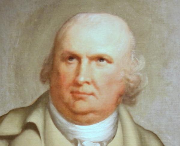 Portrait of Robert Morris
