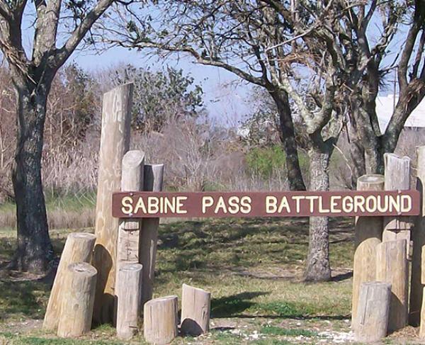 Sabine Pass Battlefield