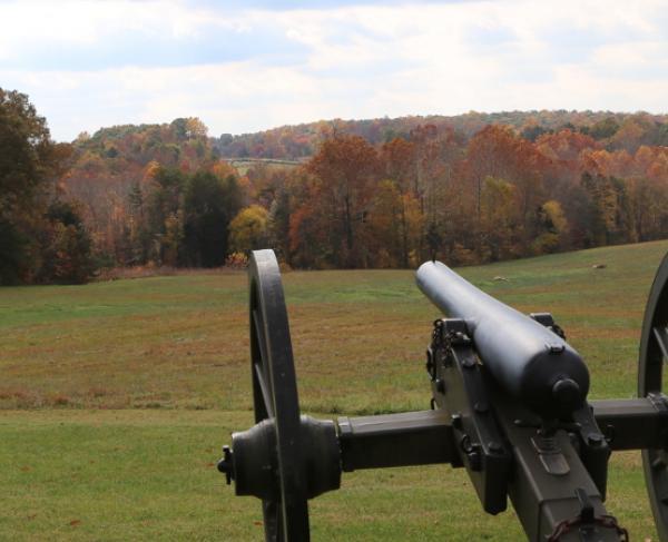 Sailors Creek Battlefield Ullman