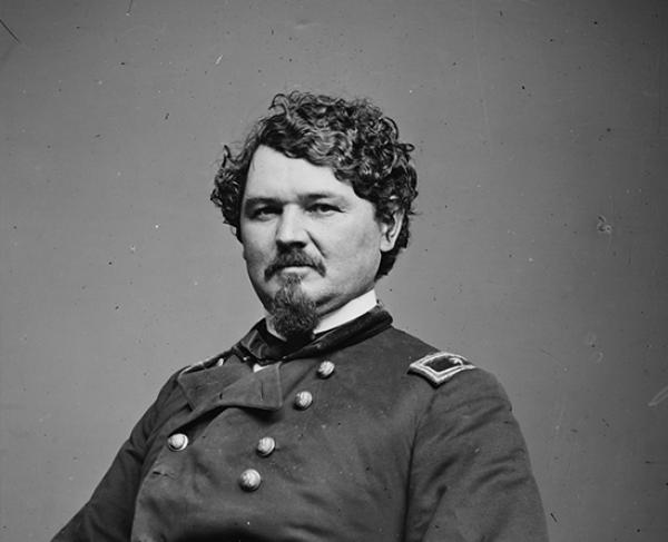 Portrait of Samuel D. Sturgis