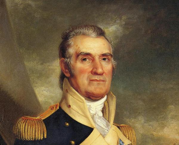 Portrait of Samuel Smith