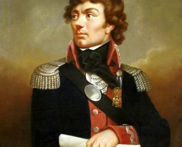 Portrait of Andrzej Tadeusz Bonawentura Kosciuszko