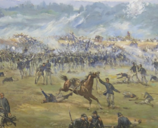 Second Manassas: The Confederate Plan Landscape and Square