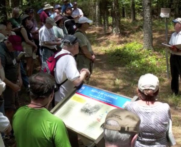Preserving the Glendale Battlefield landscape and square