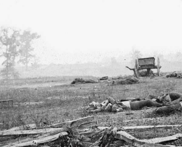 Antietam: Saving the East Woods landscape and square
