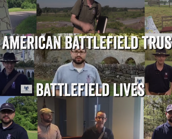 Battlefield Live with the American Battlefield Trust square