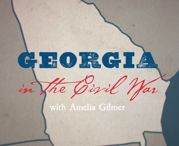 Georgia in the Civil War square