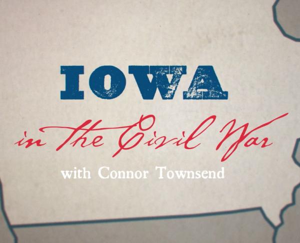 Iowa in the Civil War square