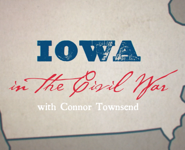 Iowa in the Civil War square