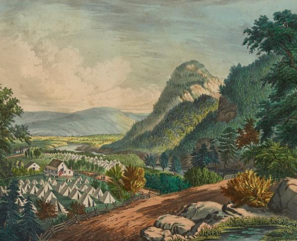 The Valley of Virginia
