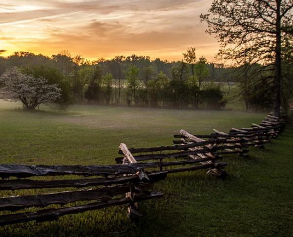 Shiloh Battlefield Square