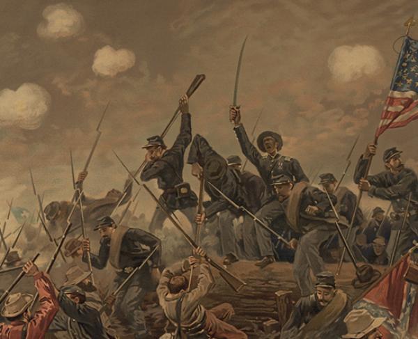 Spotsylvania Court House Battle