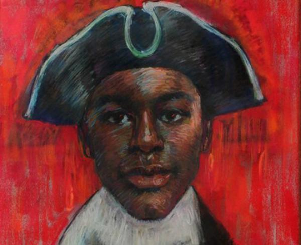 Portrait of Peter Salem