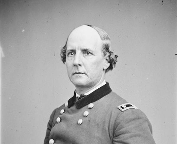 Portrait of Stephen A. Hurlbut