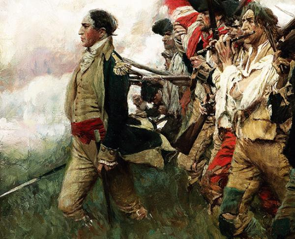The Nation Makers - Howard Pyle