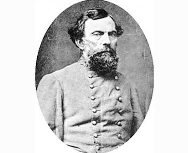 Portrait of Theophilus Holmes