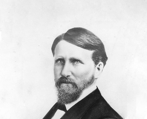 Portrait of Theodore Harvey Barrett