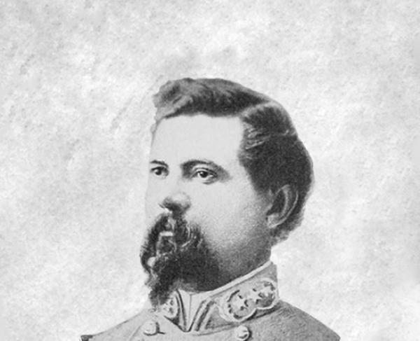 Portrait of Thomas Lafayette Rosser
