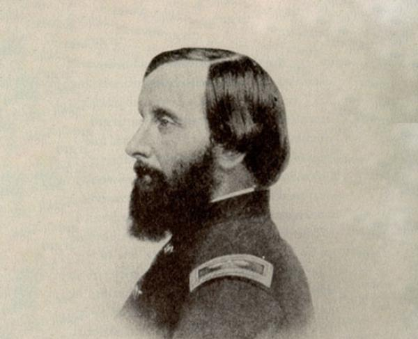 Portrait of Thomas Wentworth Higginson