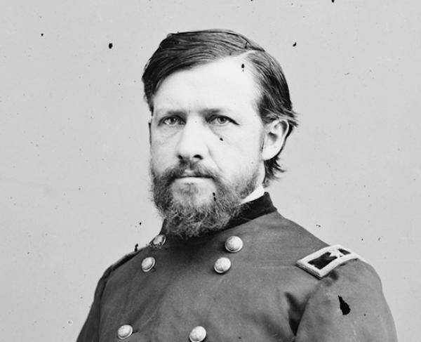 Portrait of Thomas Ewing, Jr.