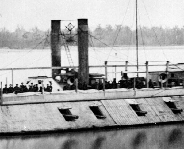 USS Baron DeKalb