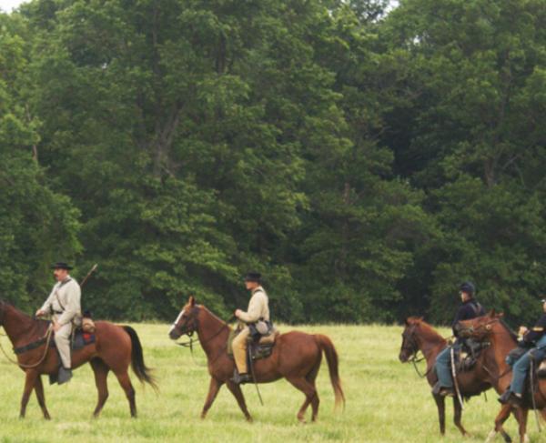 Upperville Battlefield