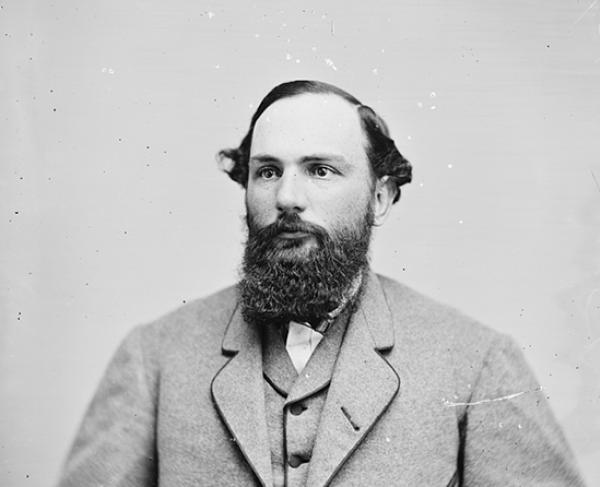 "Portrait of W.H.F. ""Rooney"" Lee"