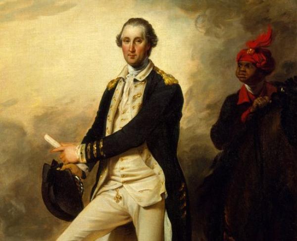 Washington and William Lee