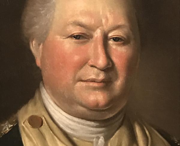 Portrait of William Smallwood