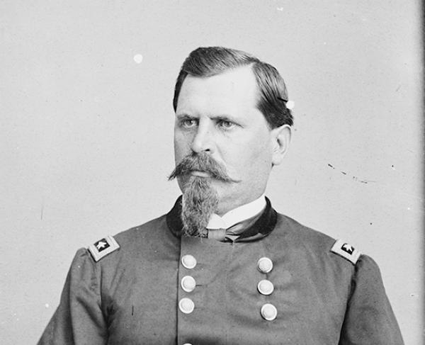 Portrait of William Babcock Hazen