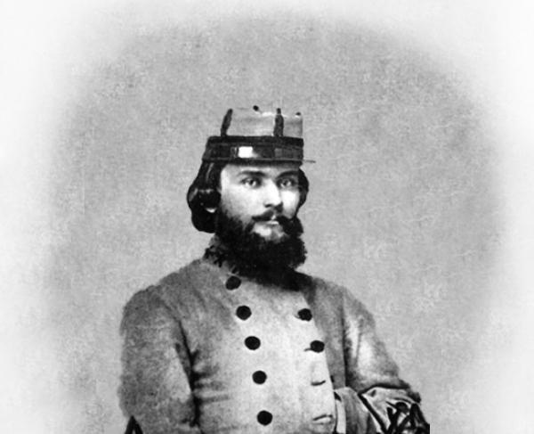 Portrait of William C. Oates