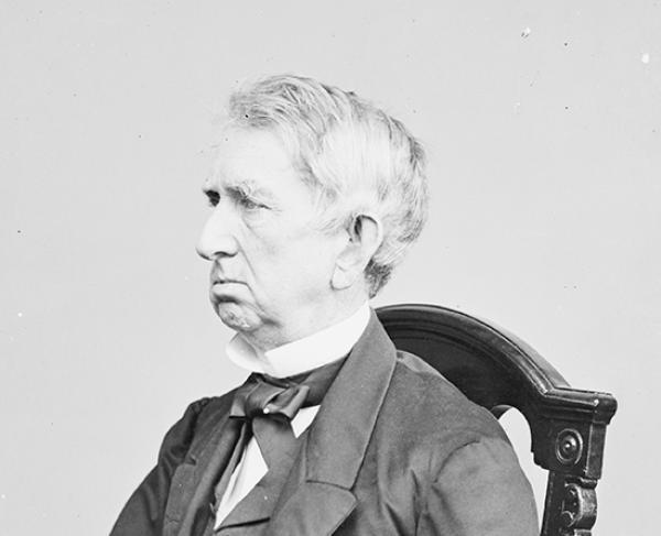 Portrait of William H. Seward