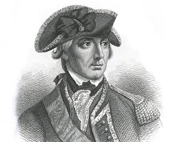 Portrait of William Howe