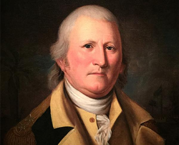 Portrait of William Moultrie