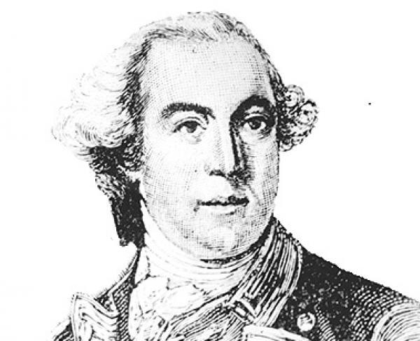 Portrait of William Phillips
