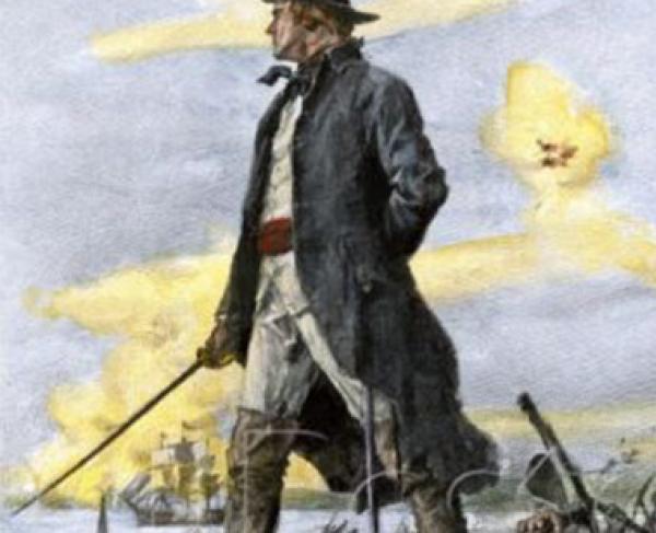 Portrait of William Prescott